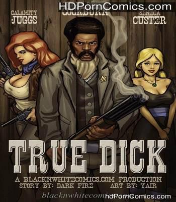 Porn Comics - True Dick free Porn Comic