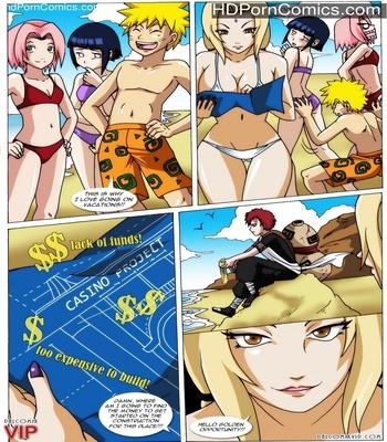 Tsunade's Big Plan 1 free sex comic
