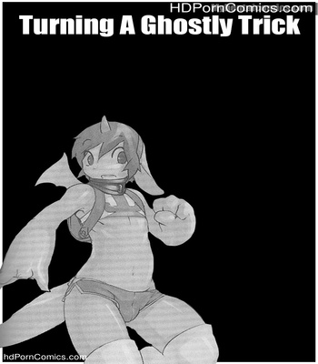 Porn Comics - Turning A Ghostly Trick Sex Comic