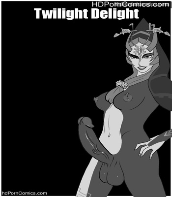 Porn Comics - Twilight Delight Sex Comic