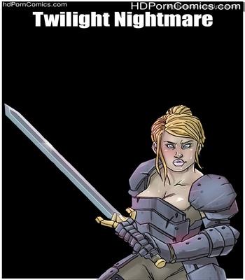 Porn Comics - Twilight Nightmare Sex Comic