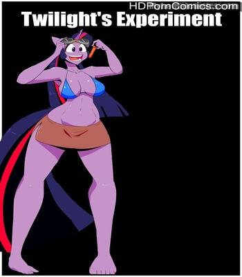 Porn Comics - Twilight's Experiment Sex Comic