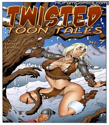 Porn Comics - Twisted Toon Tales 7 Sex Comic