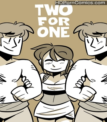 Porn Comics - Two For One Sex Comic