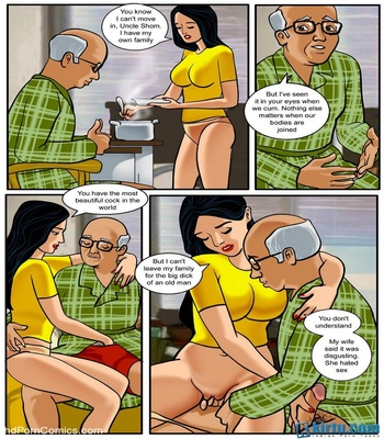 Uncle Shom 2 - Loving The Father, Now The Daughter 18 free sex comic