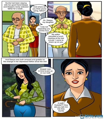 Uncle Shom 2 - Loving The Father, Now The Daughter 2 free sex comic