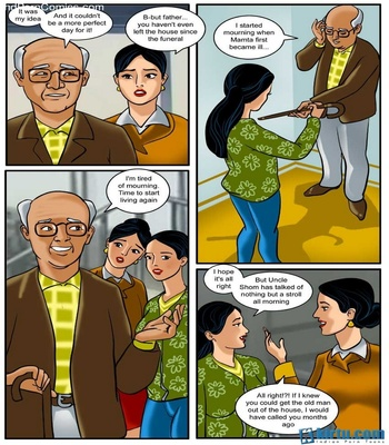 Uncle Shom 2 - Loving The Father, Now The Daughter 3 free sex comic