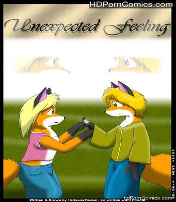 Porn Comics - Unexpected Feeling Sex Comic