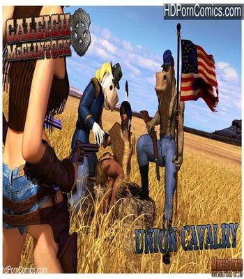 Porn Comics - Union Cavalry Sex Comic