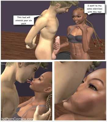 VGer – My Mother Was a Model 3 free Cartoon Porn Comic sex 37