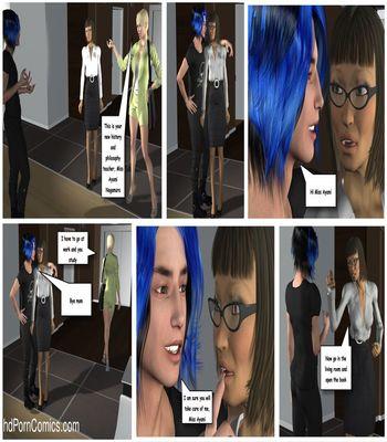 VGer- My Rebel Son2 free sex comic