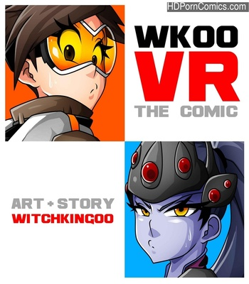 Porn Comics - VR The Comic Sex Comic
