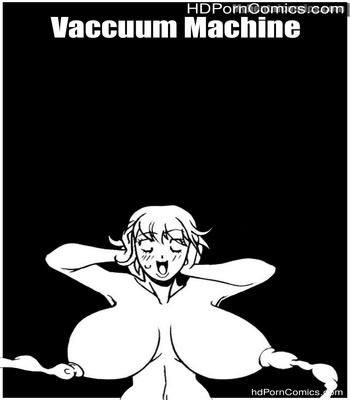 Vaccuum Machine Sex Comic
