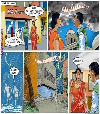 Velamma Episode 55- Monsoon Poon12 free sex comic