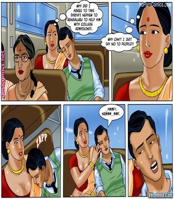 Velamma Episode 55- Monsoon Poon2 free sex comic