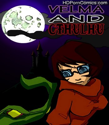 Porn Comics - Velma And Cthulhu Sex Comic