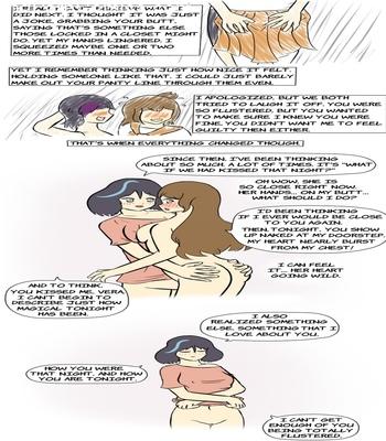 Vera And Izumi 5 free sex comic