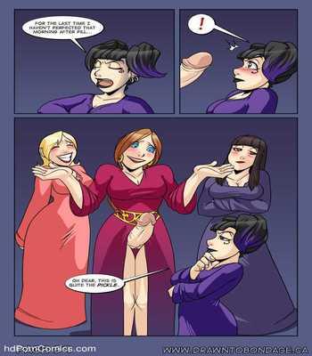 Weird Alchemy40 free sex comic