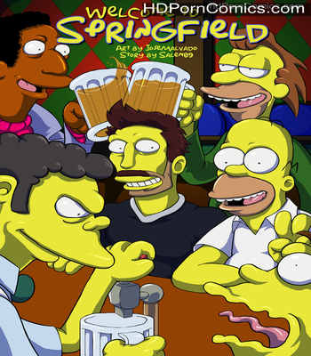 Porn Comics - Welcome To Springfield free Porn Comic