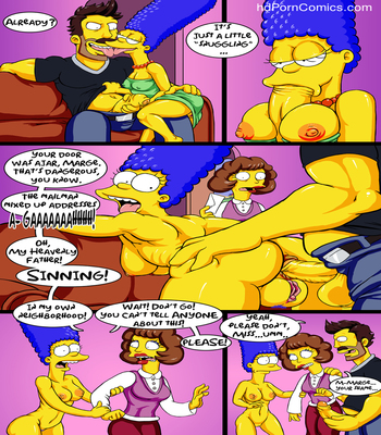 Welcome To Springfield4 free sex comic