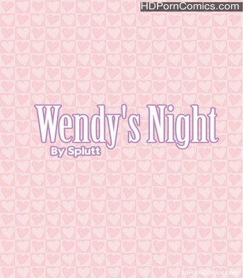 Porn Comics - Wendy's Night Sex Comic