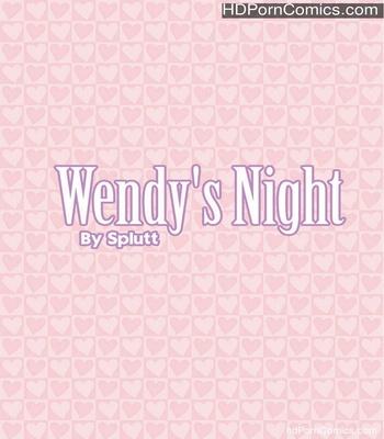 Porn Comics - Wendy's Night Sex Comic