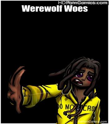 Porn Comics - Werewolf Woes