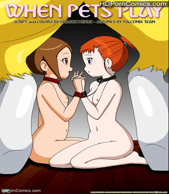 Porn Comics - When Pets Play (Digimon) – Porncomics free Porn Comic