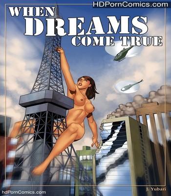 When Dreams Come True 1 Sex Comic