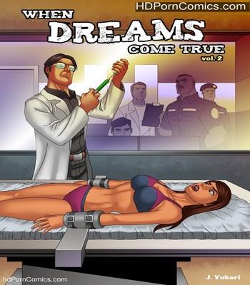 Porn Comics - When Dreams Come True 2 Sex Comic