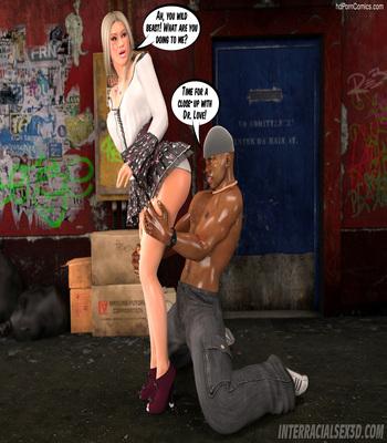 White Slut In Da Hood free Cartoon Porn Comic sex 17