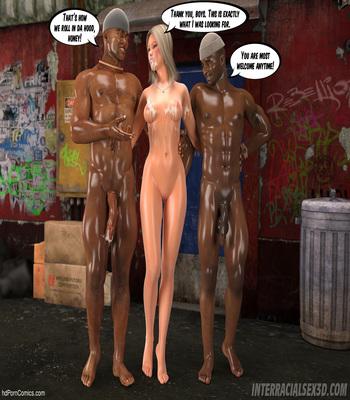 White Slut In Da Hood free Cartoon Porn Comic sex 60