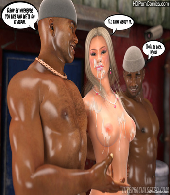 White Slut In Da Hood free Cartoon Porn Comic