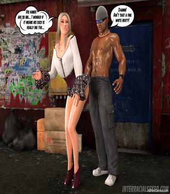 White Slut In Da Hood free Cartoon Porn Comic sex 8