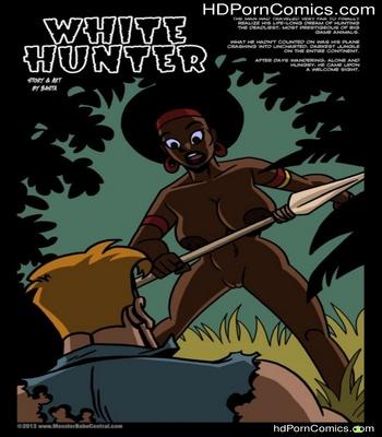 Porn Comics - White Hunter Sex Comic