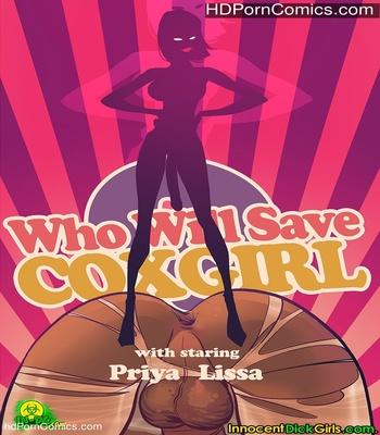 Porn Comics - Who Will Save Coxgirl Sex Comic