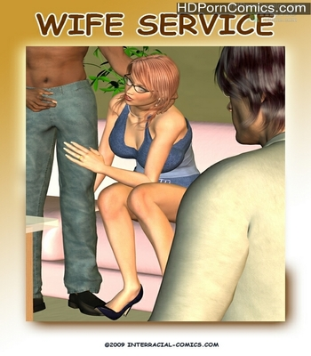 Porn Comics - Wife Service Sex Comic