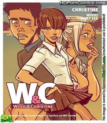 Porn Comics - Wikki & Christine Sex Comic