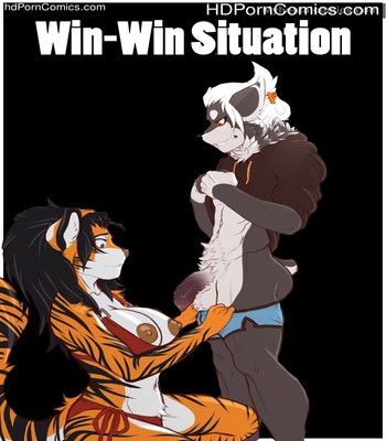 Porn Comics - Win-Win Situation Sex Comic