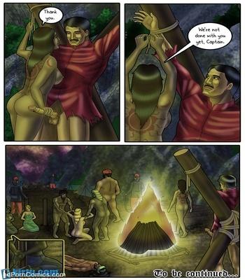 Winter In India 5 Sex Comic