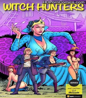 Porn Comics - Witch Hunters