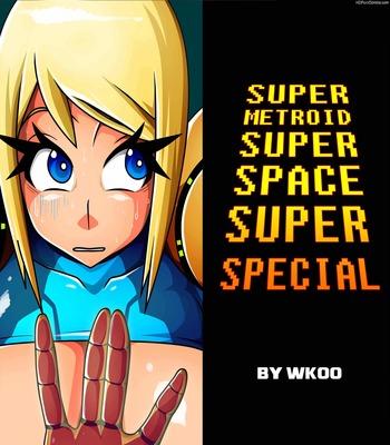 Porn Comics - Witchking00 – Super Metroid Super Space Super Special free Cartoon Porn Comic