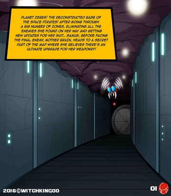 Witchking00 – Super Metroid Super Space Super Special2 free sex comic