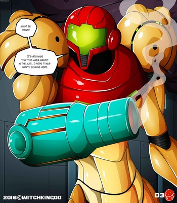 Witchking00 – Super Metroid Super Space Super Special4 free sex comic