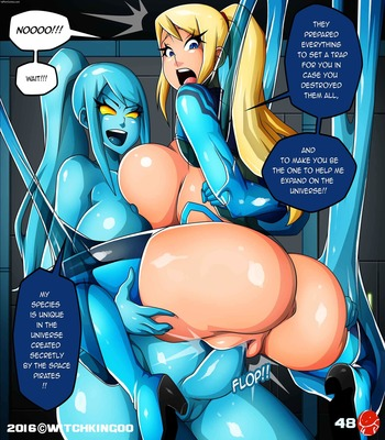 Witchking00 – Super Metroid Super Space Super Special49 free sex comic