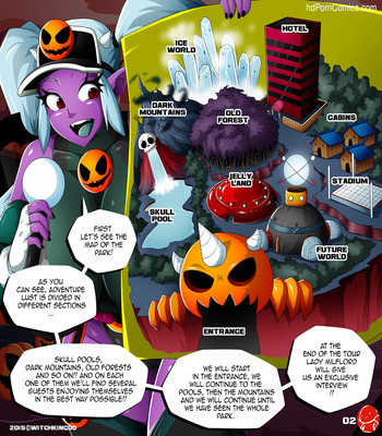 Witchking00 – Super Special Halloween 20153 free sex comic