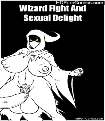 Porn Comics - Wizard Fight And Sexual Delight Sex Comic