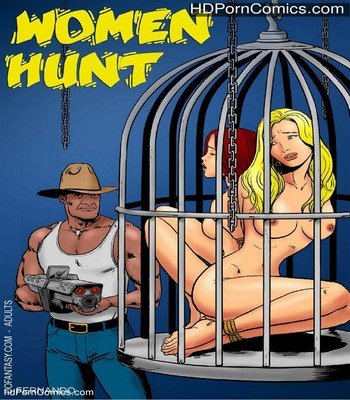 Porn Comics - Women Hunt Sex Comic