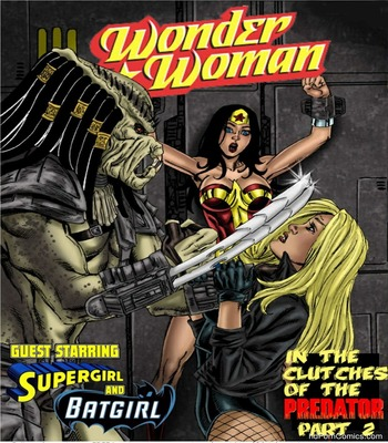 Wonder Woman vs Predator – Part 1-326 free sex comic