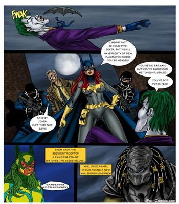 Wonder Woman vs Predator – Part 1-332 free sex comic